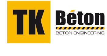 Tk béton logo